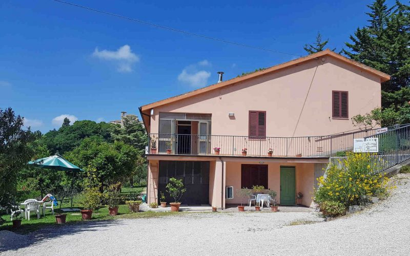 Benvenuti al Bed and Breakfast Severini